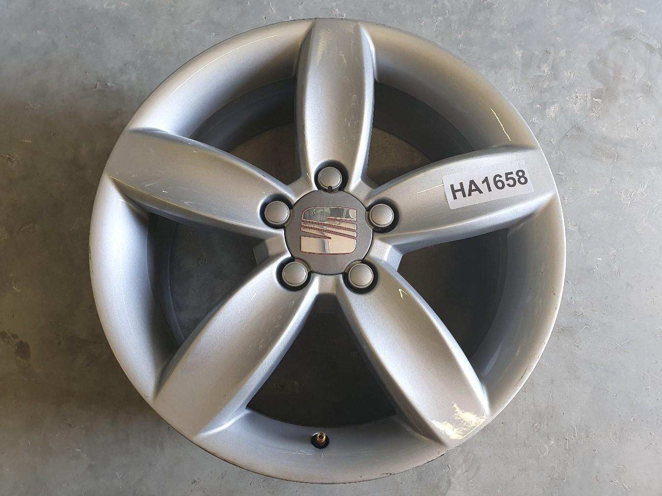 5X112 7X17 ET54 57.1 HA1658 SEAT Gyári használt aluf.