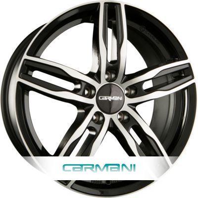 Carmani 5X98 6.5X16 ET38 63.4 14_BP (5X100+speccsav!)