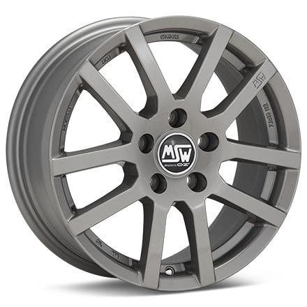 MSW 5X114.3 6X15 ET45 73.1 22_Grey Silver