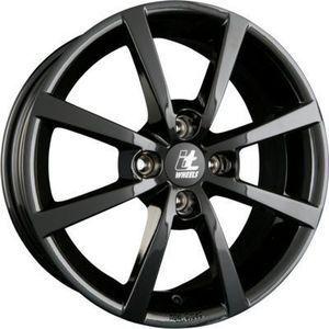 IT Wheels 4X98 6X15 ET35 58.1 ALISIA_Gloss Black