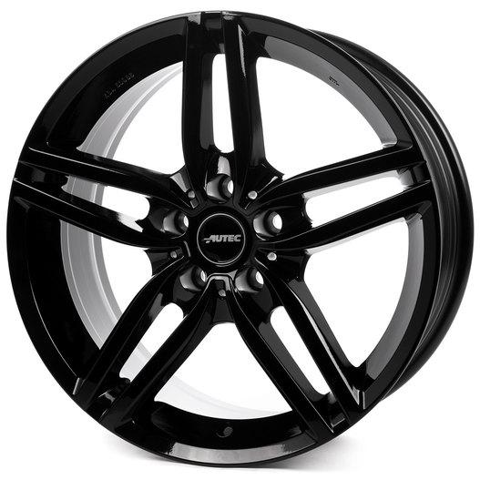 Autec 5X120 7.5X17 ET34 72.6 Kitano-black