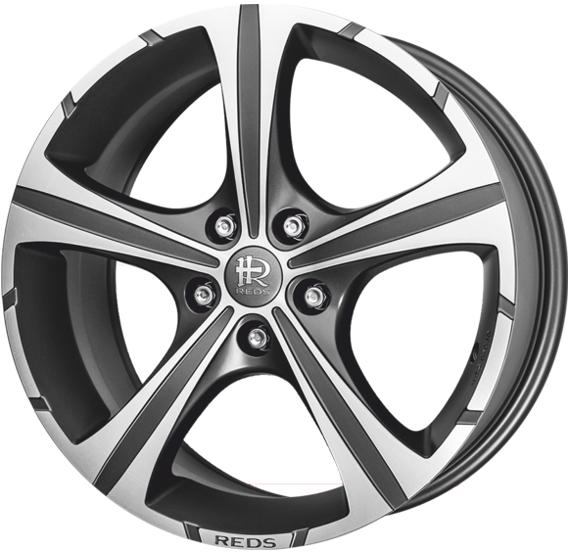 Momo 5X114.3 6.5X15 ET40 72.2 Black Knight AN