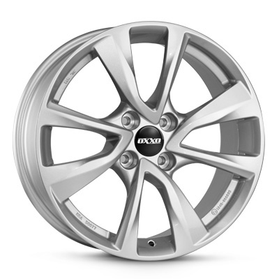 OXXO 4X108 6X15 ET47.5 63.4 OBERON 4_SILVER