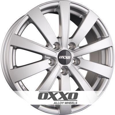 OXXO 5X108 8X17 ET42 63.4 SENTINEL Silver