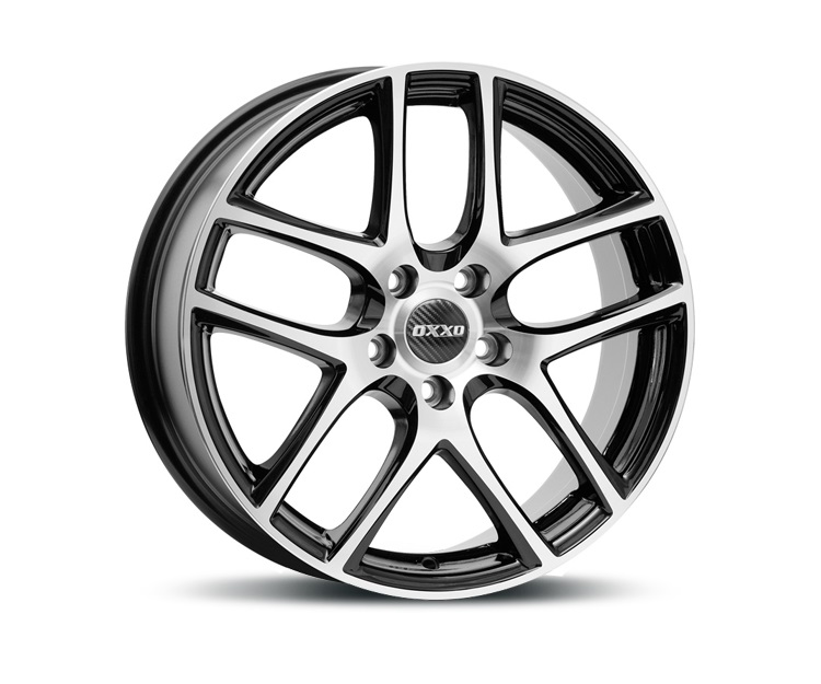 OXXO 5X114.3 8.5X20 ET42 72.6 VAPOR POLISHED