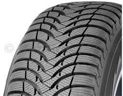 Michelin 165/65R15 81T Alpin A4 Grnx DOT14