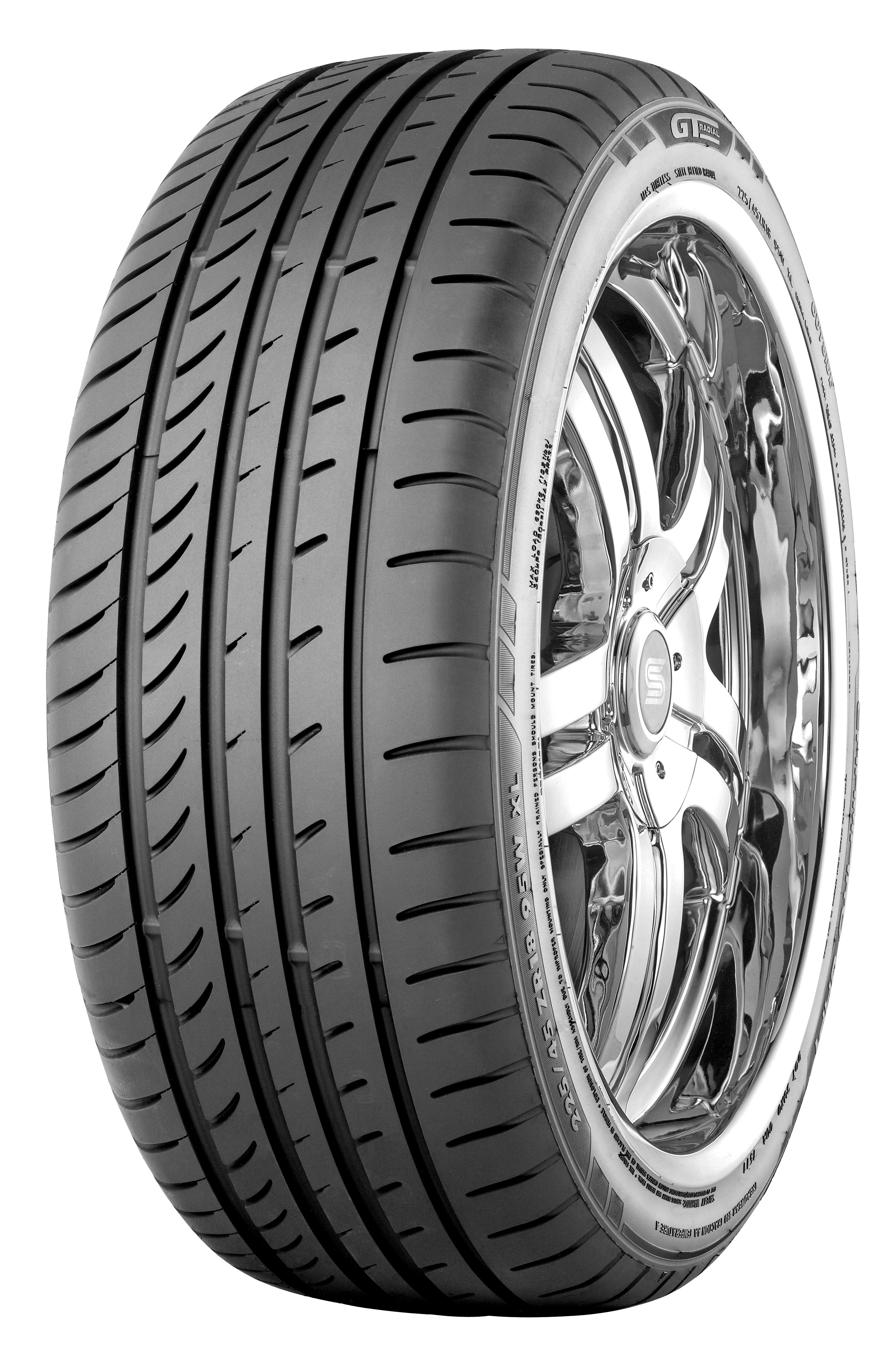 GT Radial 215/40R16 86W Champiro UHP1 XL DOT15