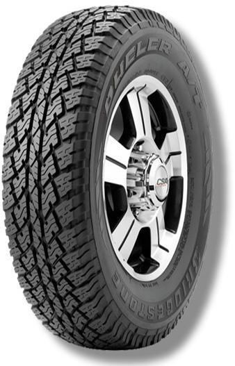 Bridgestone 265/65R17 112S DUELER A/T D693 III DOT16