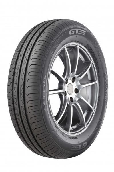 GT Radial 165/65R15 85T FE1 City XL DOT17
