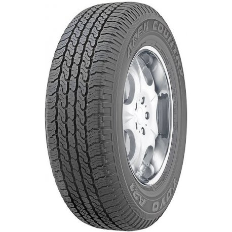 Toyo 245/70R17 108S OpenCountry A21 DEMO