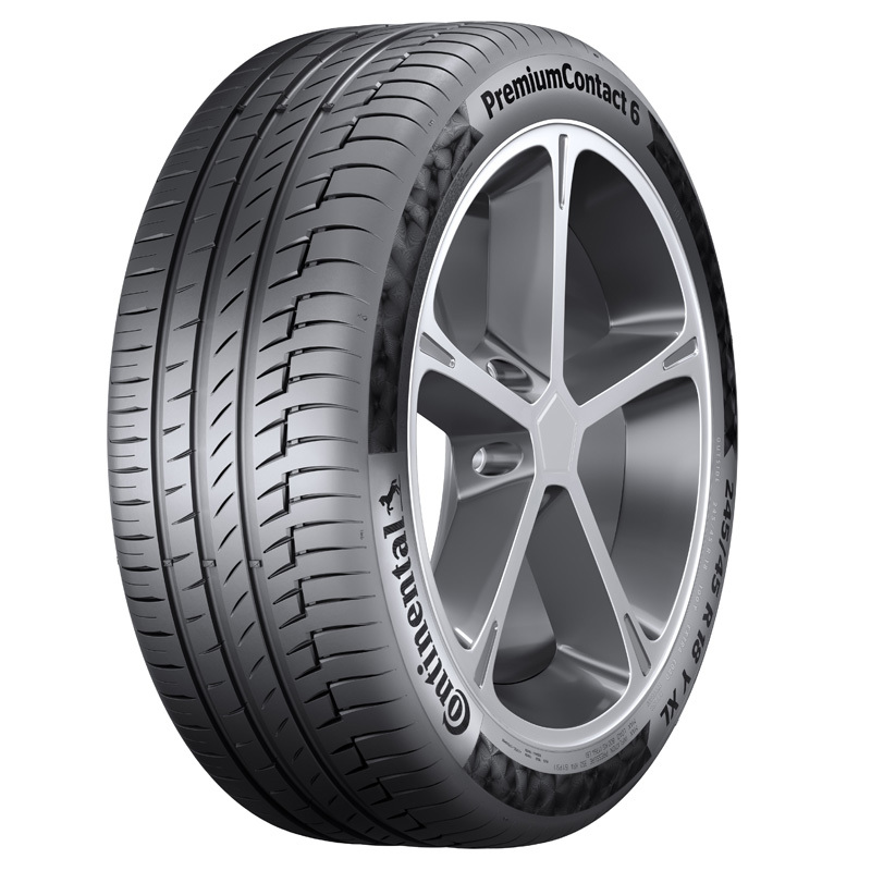 Continental 245/45R18 96Y PremiumContact 6 DOT17