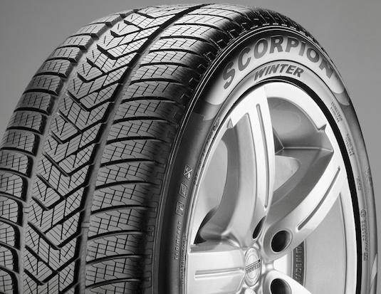 Pirelli 235/55R19 105H Scorpion Winter DOT12