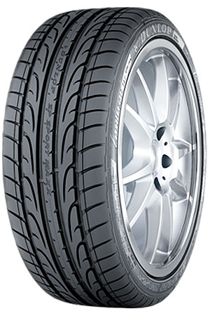 Dunlop 255/55R18 V SP Sport 5000 NO DOT
