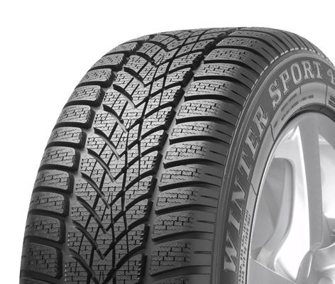 Dunlop 235/55R18 100H SP WINTERSPORT 3D A0 DOT16