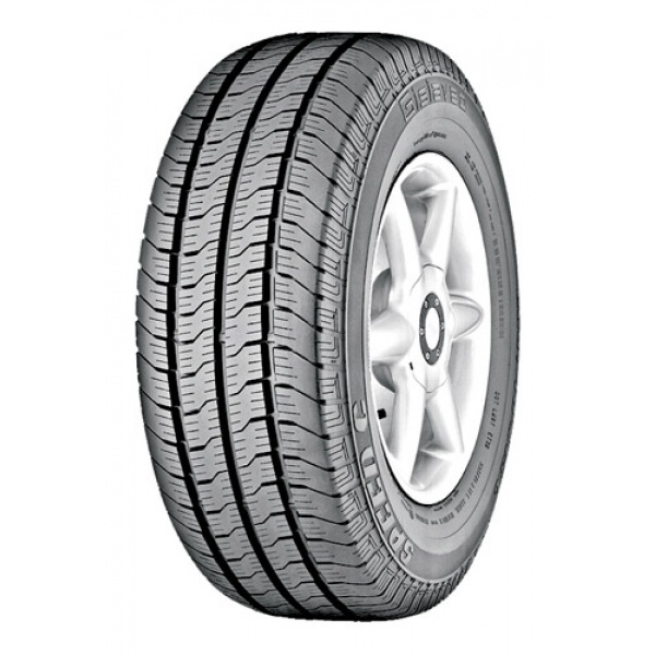 Gislaved 195/60R16C 98/97T Speed C DOT09