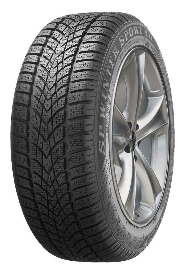 Dunlop 215/55R18 95H WinterSport4D MOE ROF DOT17